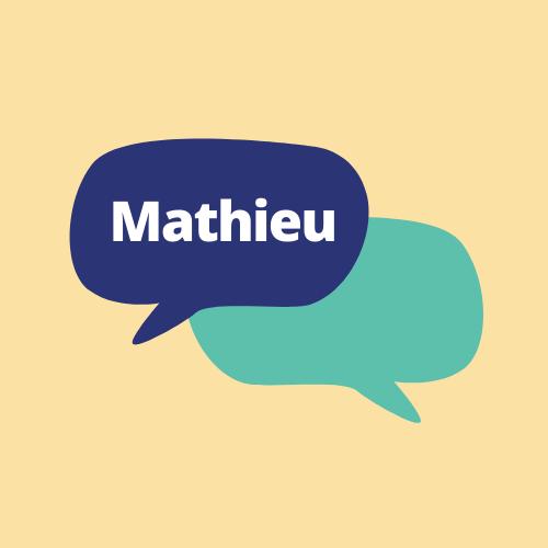 Témoignage de Mathieu – Est-ce que le secondaire est plus difficile que le primaire?