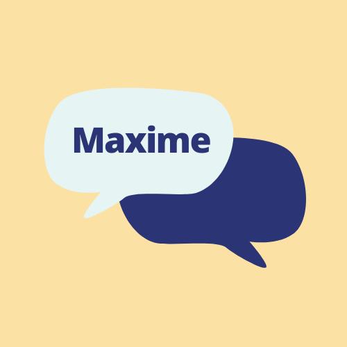 Témoignage de Maxime – Mon entrée au secondaire